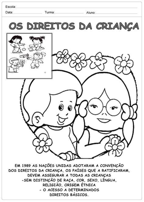 História sobre o direito das crianças - Escola Educação