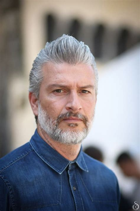 beards for mature men on pinterest beards silver foxes adding the perfect beard styles for older man might make a