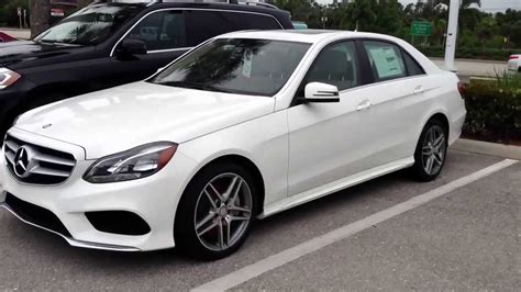 2014 Mercedes E550 4matic by 2014 Mercedes E550 4matic Sedan