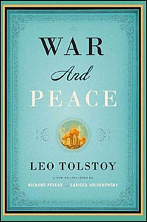 peace books excerpt war and peace npr