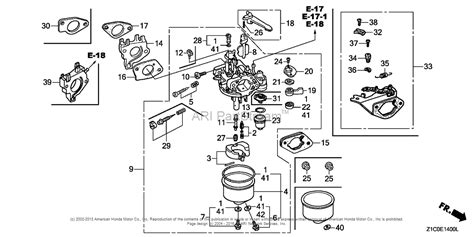 maker layout honda honda eu2000i generator parts diagram honda auto wiring