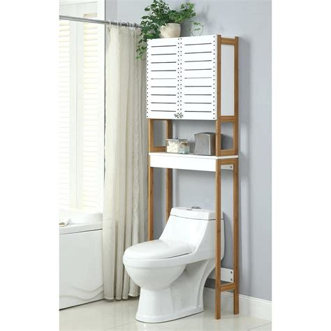 bathroom interesting toilet etagere for your bathroom