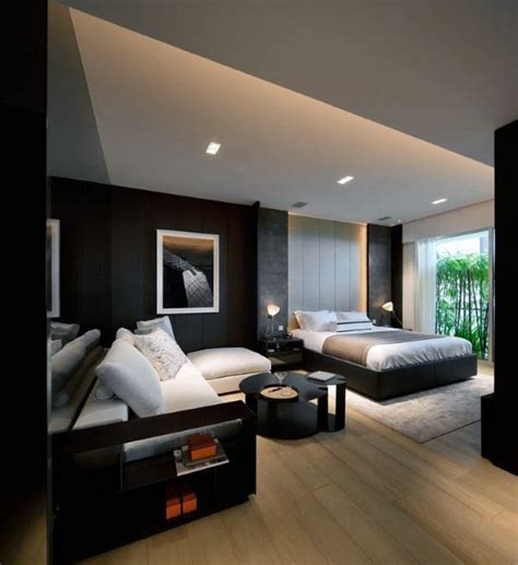 modern bedroom for men 60 men s bedroom ideas masculine interior design inspiration