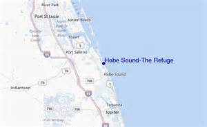 map of hobe sound florida hobe sound the refuge surf forecast and surf reports