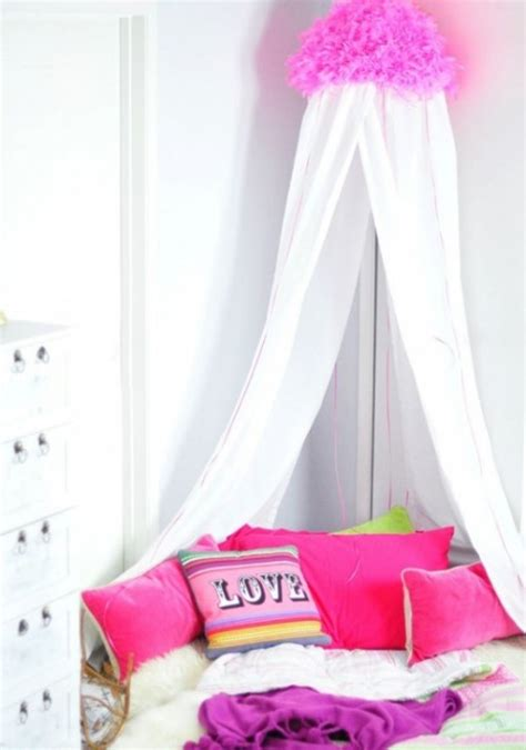 diy princess canopy bed let your feel a princess 5 diy canopies for