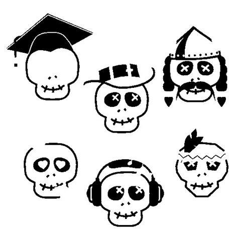 imagenes halloween para niños preescolar dibujos de calaveras para colorear en halloween