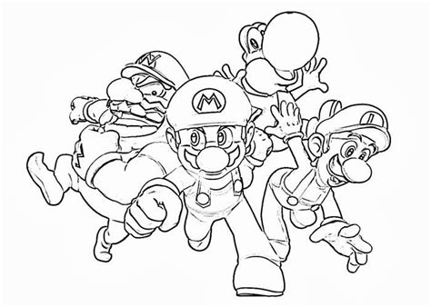 coloring pictures of mario kart characters mario kart characters coloring pages bing images