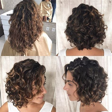 deva curl layers short layered curly hair short hairstyle pinterest