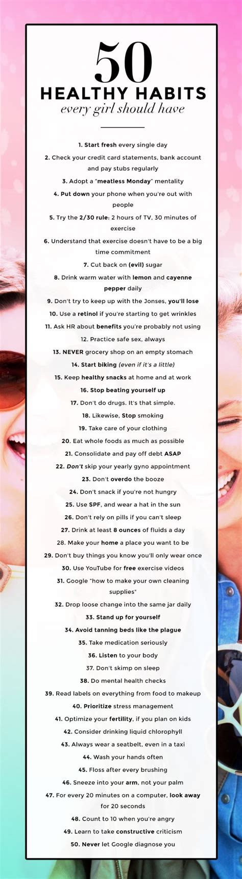 Best 25 Healthy Habits Ideas Best 25 Living A Healthy Lifestyle Ideas On Tips For Healthy Lifestyle Positive