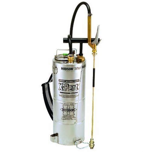 hudson   pert  gallon sprayer stainless steel