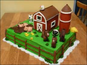 farm barn cake barn cake on farm cake cake and cakes