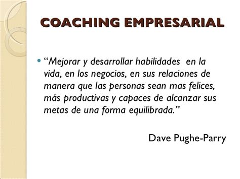 couching empresarial coaching empresarial