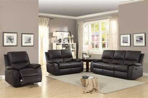 homelegance reclining sofa reviews greeley motion sofa 8325brw in brown by homelegance w options