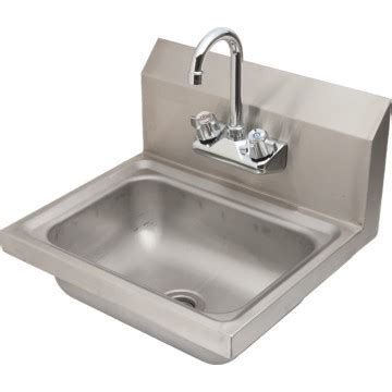 Elkay Stainless Steel 20 Quot Gauge Wall Mount Hand Wash Sink