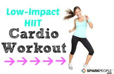 high intensity cardio that isn t on your joints