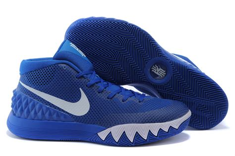 cheap nike shoes basketball nike kyrie irving 1 royal blue white basketball shoes