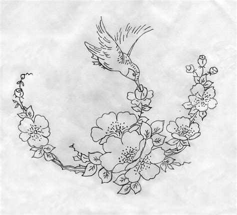 design flower pencil pencil drawings of flowers and vines google search