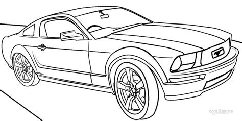 free printable coloring pages of cars for adults printable mustang coloring pages for kids cool2bkids