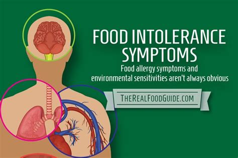 food allergy symptoms food intolerance symptoms