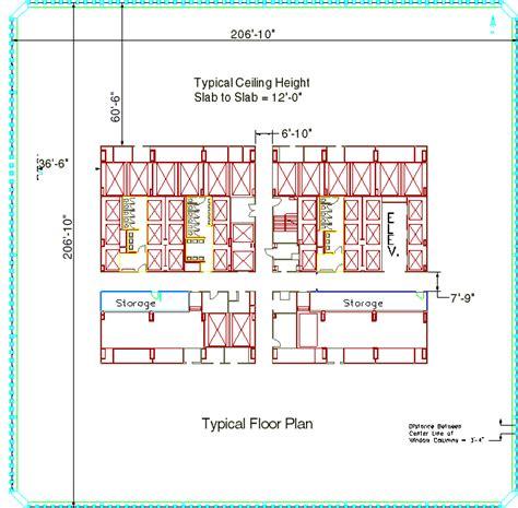 wtc floor plan the world trade center