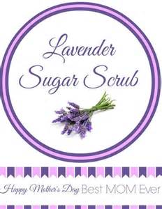 lavender sugar scrub the country chic cottage