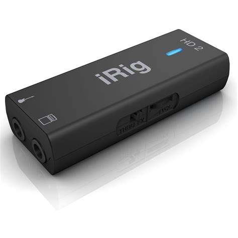 Ik Multimedia Irig With Lightning 1 ik multimedia irig hd 2 171 audio interface