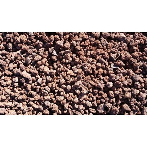 home depot decorative rock vigoro 0 5 cu ft red lava r3rl the home depot
