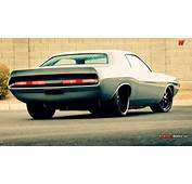 Dodge Challenger Muscle Car Wallpaper Picture