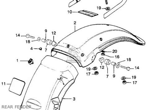 honda tl125 wiring diagram honda cm185 wiring diagram