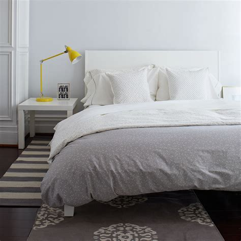 Grey Duvet Cover grey pebble reversible duvet cover