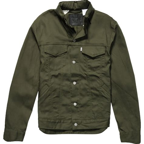 Levis For Series 561 2 levi s commuter series hooded trucker 2 0 jacket backcountry