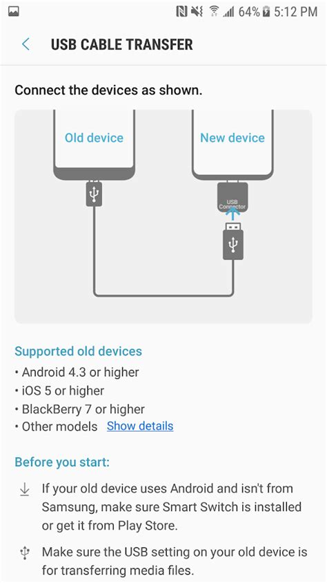 smart switch mobile samsung smart switch mobile android apps on play