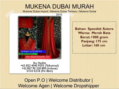 Mukena Dubai Spandek Sutera 62 822 4040 9293 telkomsel mukena spandek mukena