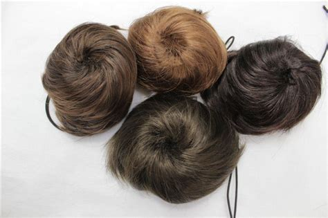 Wedding Hair Bun Extensions by Hair Wig Big Hair Pieces Extension Wedding Bun
