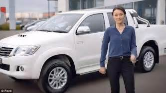 ford commercial actress australia ford car girl ngaire dawn fair stuns in new ad daily