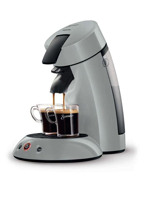 Machine à Café 72 by Original Kaffeepadmaschine Hd7805 72 Senseo 174