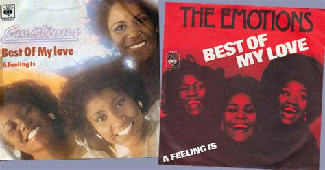 best of my emotions 40 years ago this song was no 1 the emotions best of