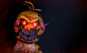 Fnaf nightmare toy chica 2 0 video by christian2099 on deviantart
