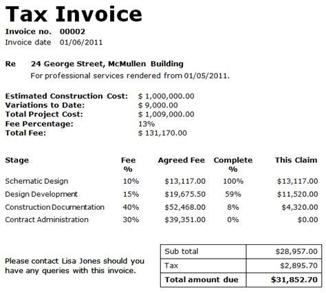 design invoice breakdown invoice details exle free printable invoice