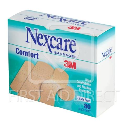 nexcare comfort bandages specialty bandages dressings page 2 first aid direct