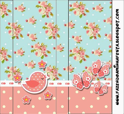 imagenes retro para imprimir p 225 jaros y mariposas etiquetas para candy bar para