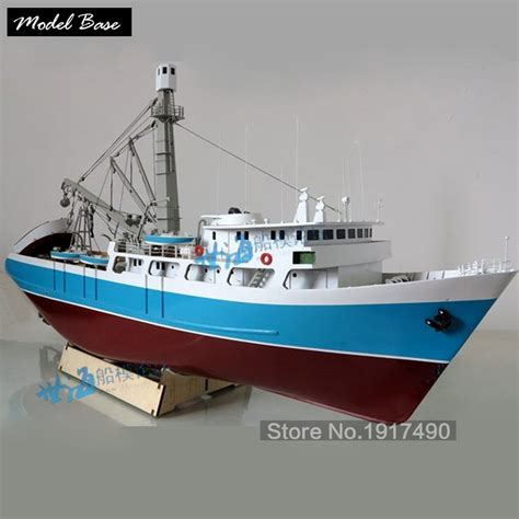 diy fishing boat kits wooden ship models kits educational toy diy model boats