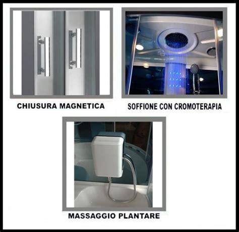 cabina idromassaggio 80x80 cabina e vasca idromassaggio sauna 80x80 o 90x90 o 100x100 pd