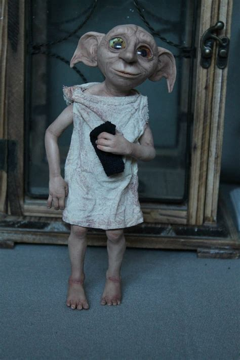 dobby house elf doll dobby the house elf dobby doll