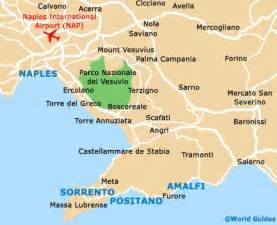 Sorrento Italy Map by Sorrento Maps And Orientation Sorrento Campania Italy