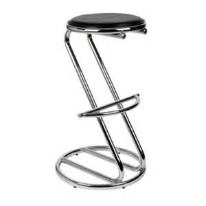 chrome and leather bar stool officesupermarket co uk