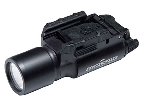 surefire x 300 surefire x300 pistol light white led fits picatinny or glock style