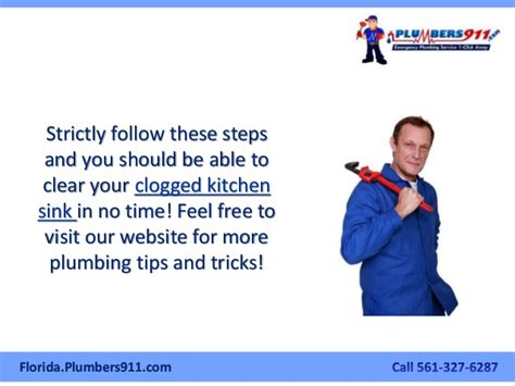 how to clear a clogged kitchen sink how to clear a clogged kitchen sink