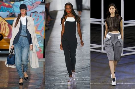 10 Fashion Trends by 90s Sporty Top 10 2014 Trends From New York
