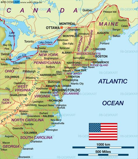 road map of east coast usa one day matt and i will do an eastern seaboard vacation